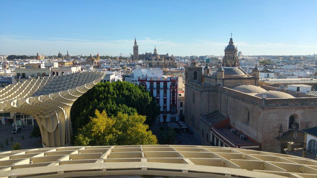 rooftop seville las setas