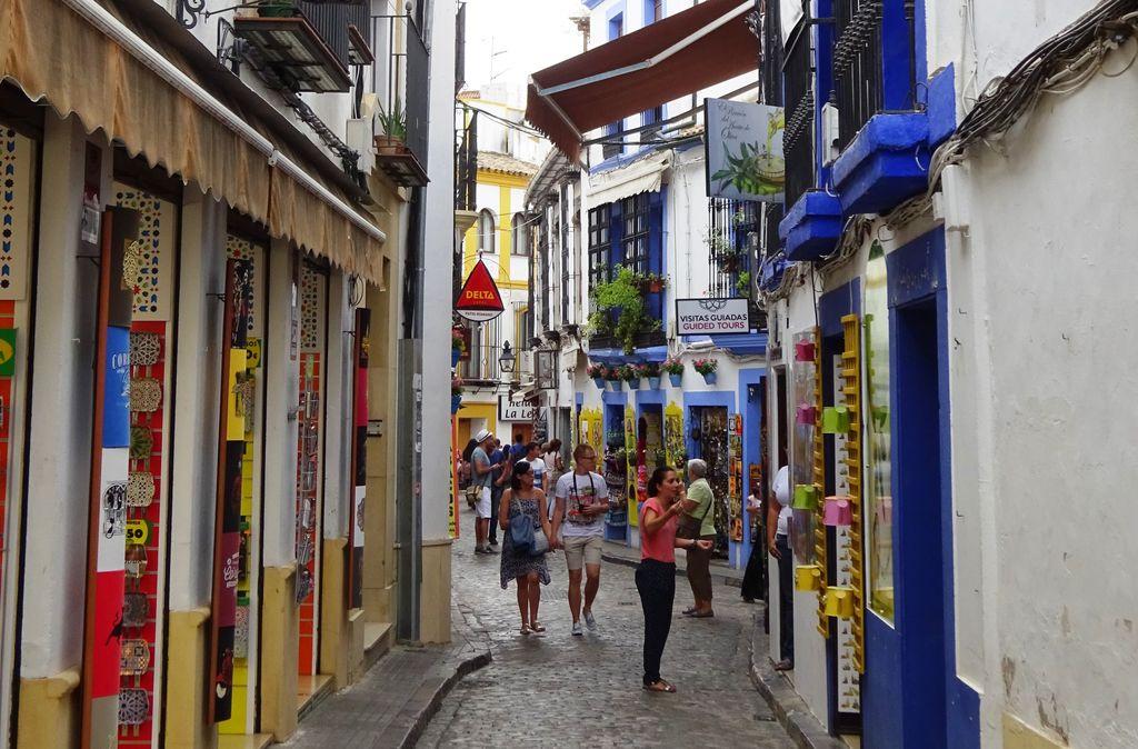 rues historiques cordoue