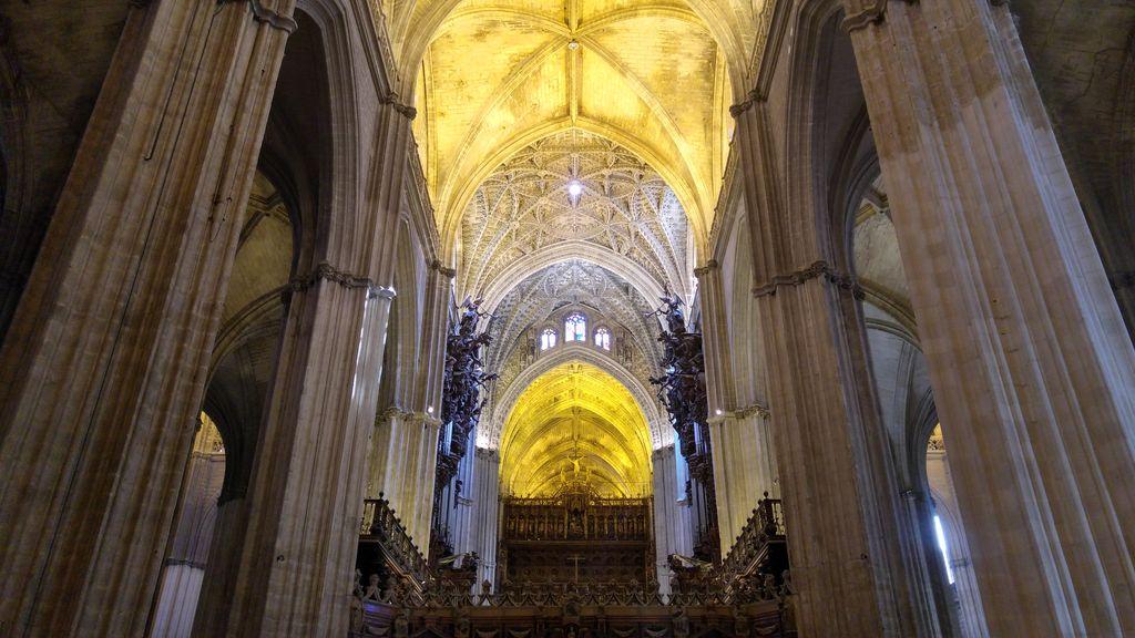 seville catedral visite