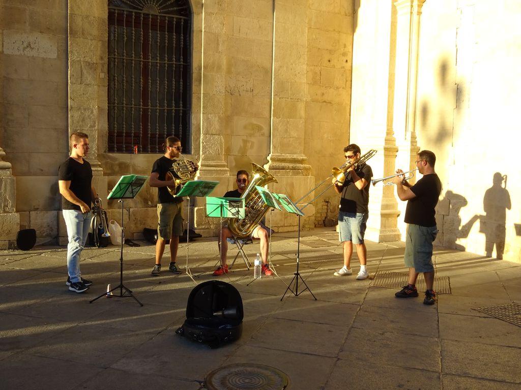 seville giralda brass musique