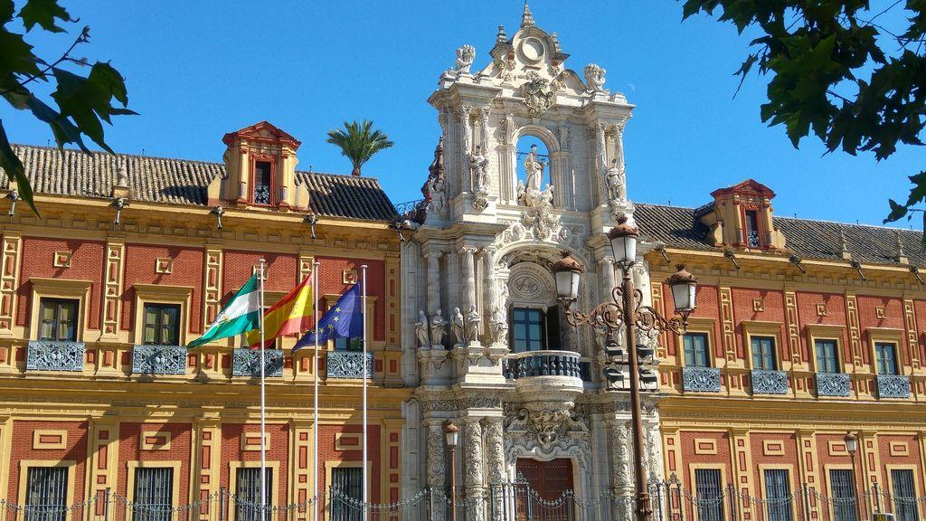 seville palacio san thelmo