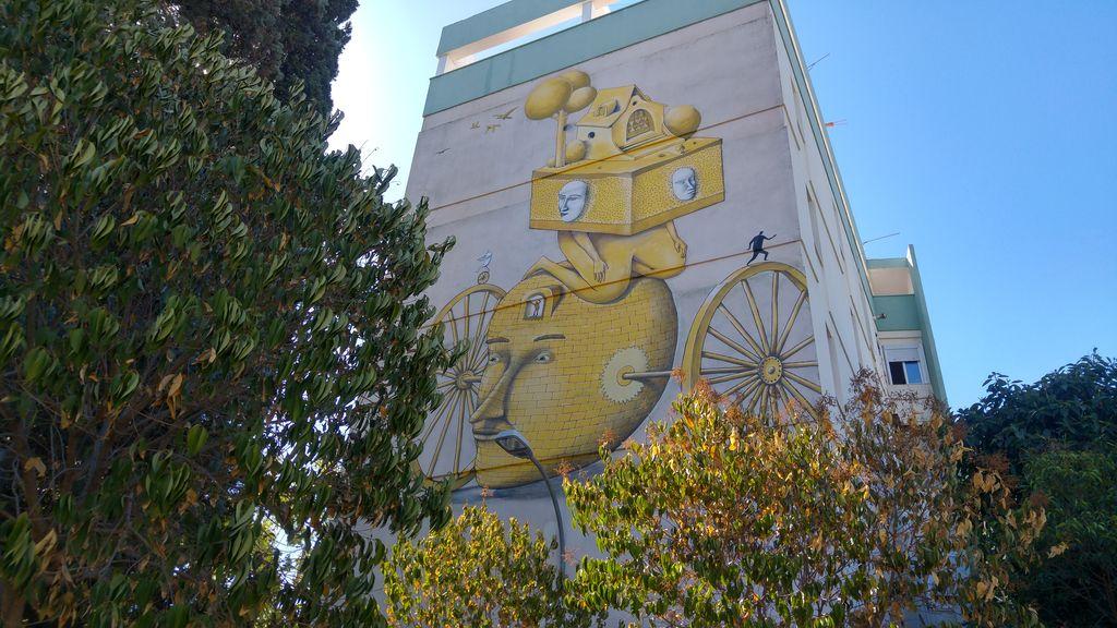seville street art