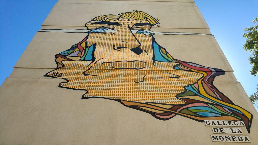 street art calle efeso seville
