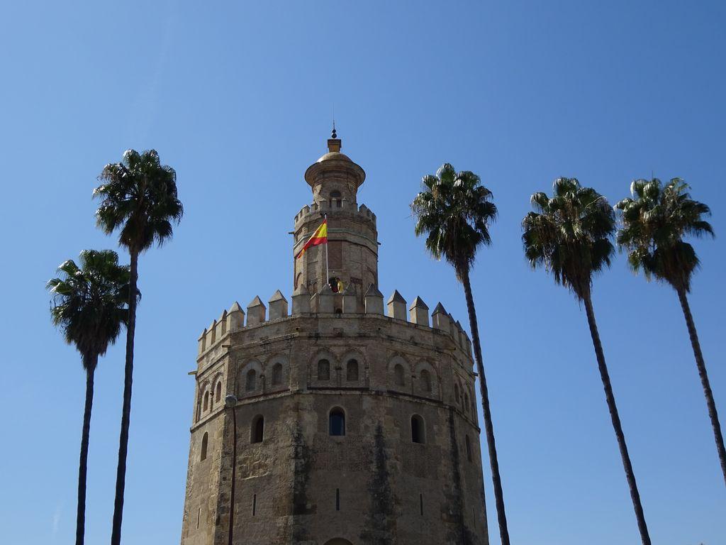 torre de oro seville guadalquivir