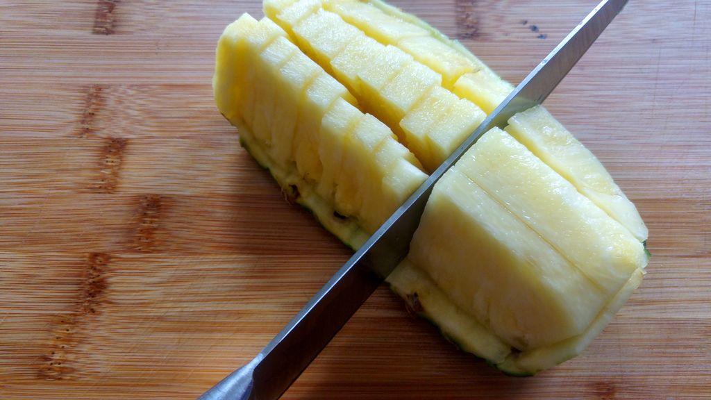 happycurio comment couper un ananas