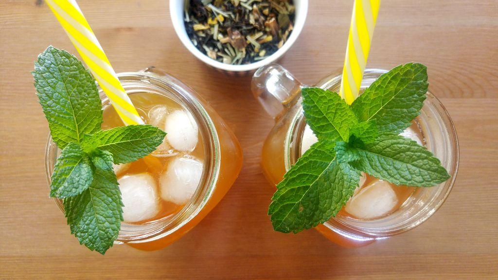 happycurio recette mojithé glacé menthe mojito sans alcool