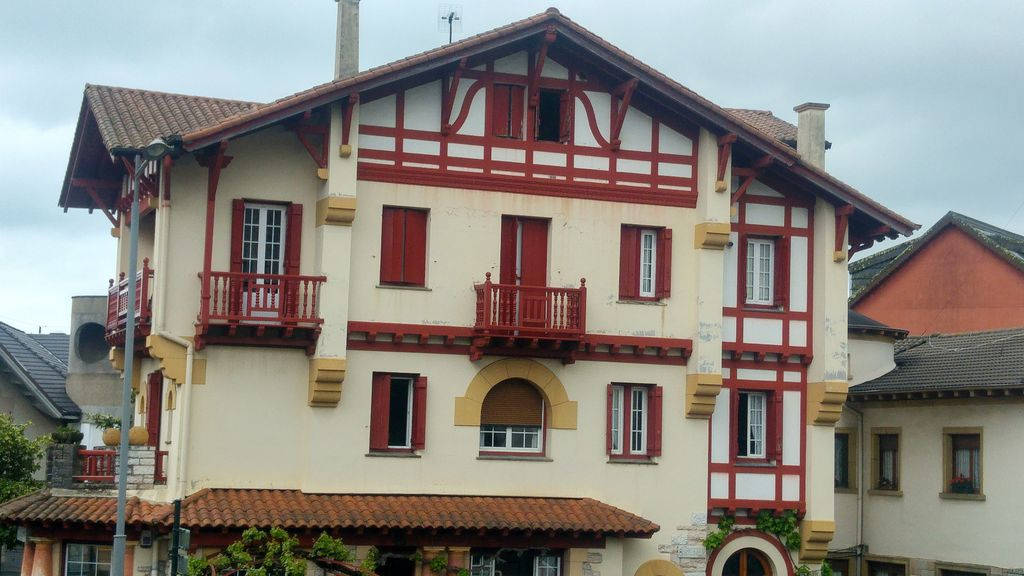 fontarrabie maison basque