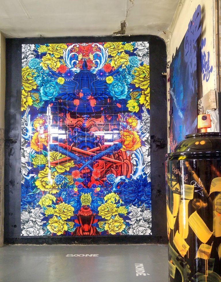 happycurio zoo art show soone rue de crequi lyon