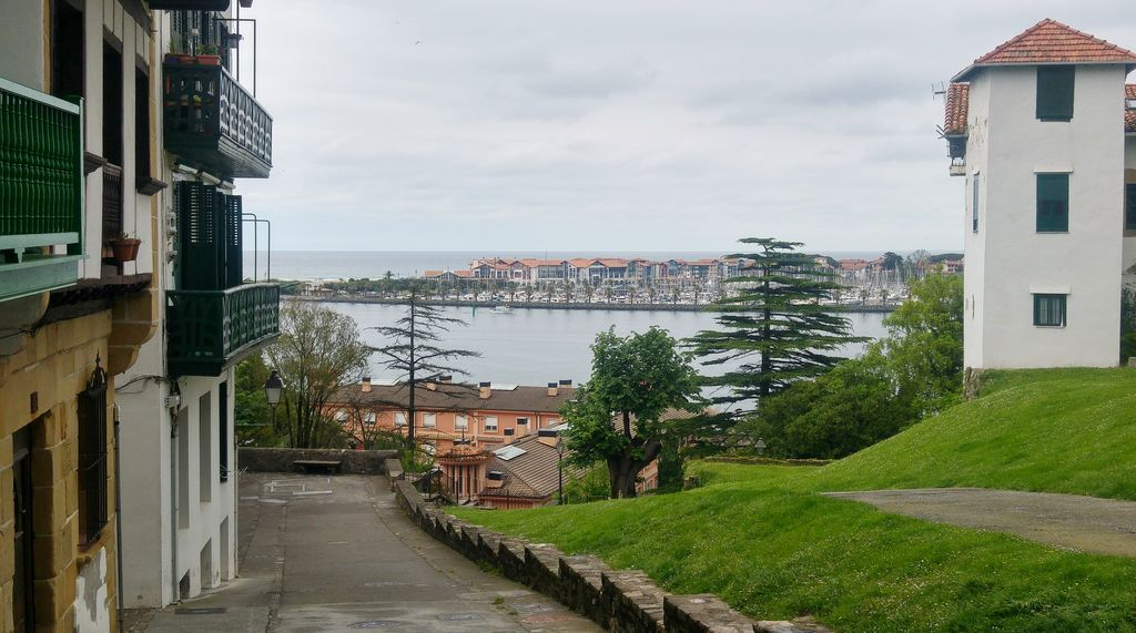 hondarribia bidassoa basque frontiere france espagne