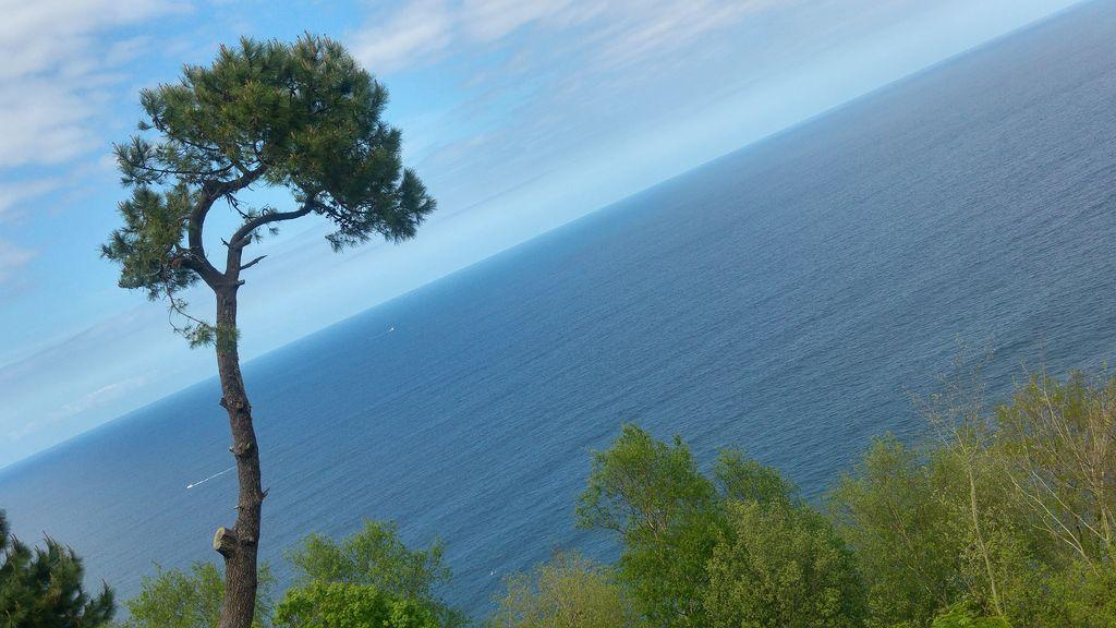 mont igueldo vue panoramique san sebastian