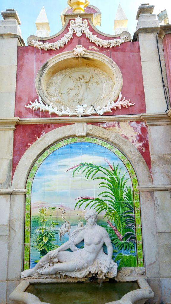 happycurio chateau hotel classé faro algarve