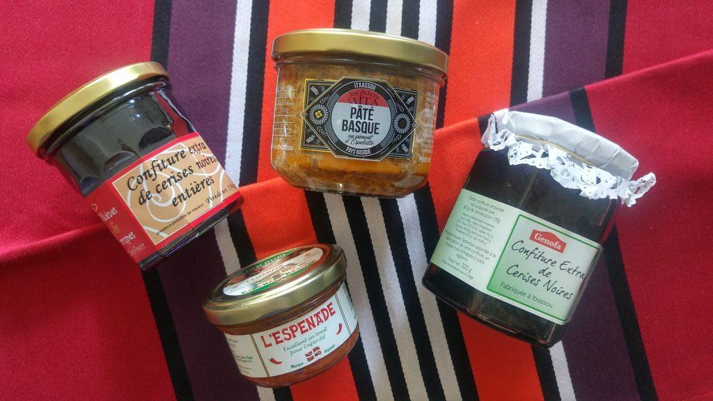 happycurio souvenirs gastronomie basque