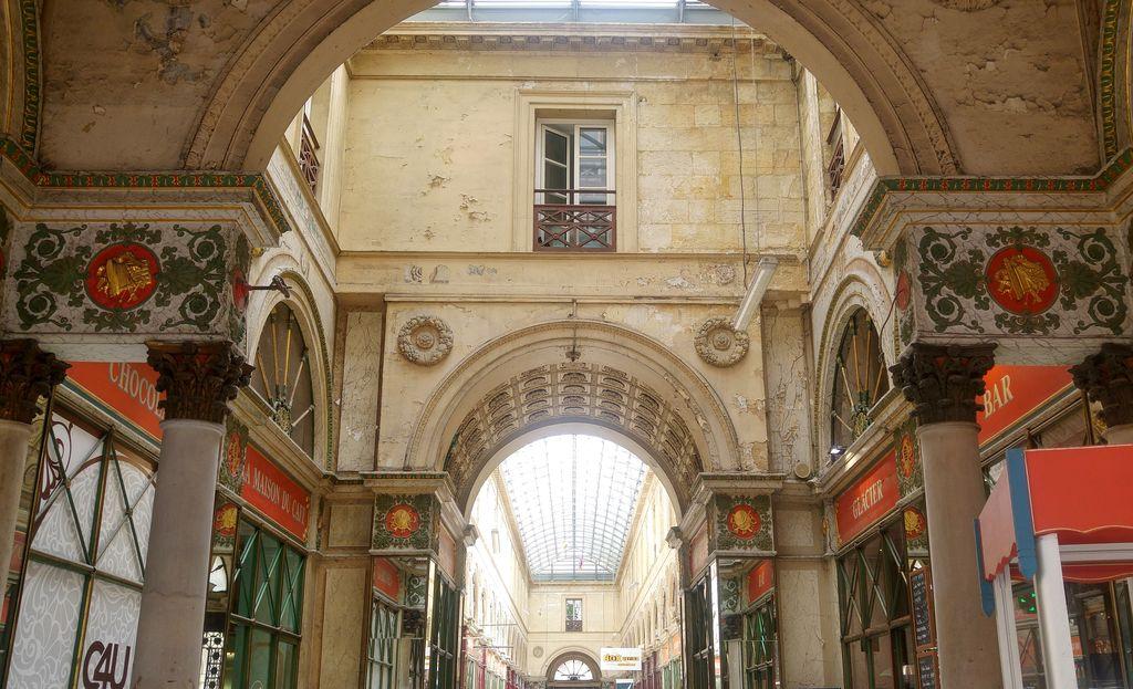 bordeaux ancienne galerie rue sainte catherine