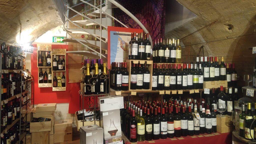 comptoir de magellan cave vins
