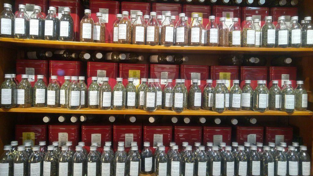 comptoir de magellan thé palais des thés bordeaux