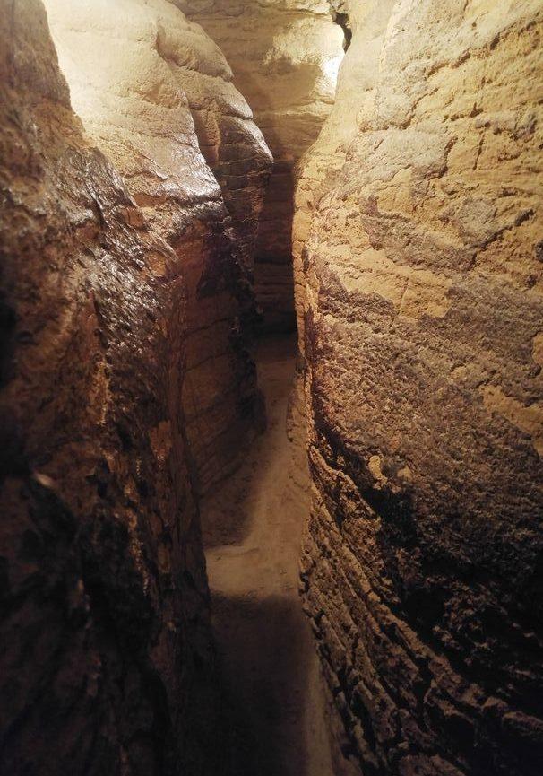 grottes balme rhone alpes labyrinthe de mandrin