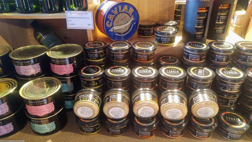 happycurio caviar sturia aquitaine bordeaux echoppe de la lune