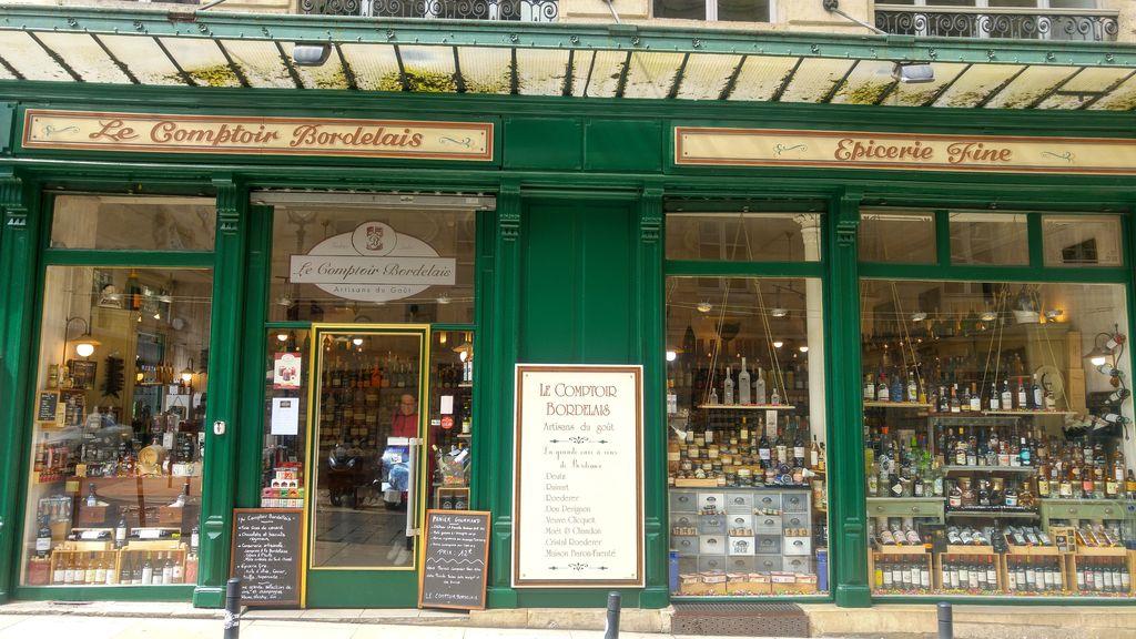 happycurio comptoir bordelais epicerie gourmet