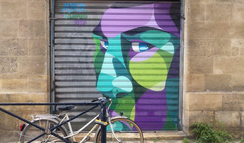 happycurio happy curieux street art bordeaux alber