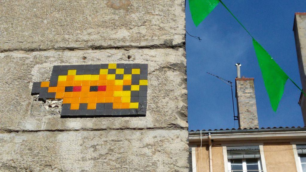 Street Art Tour Avec 3 Spécialistes Du Pixel Happycurio