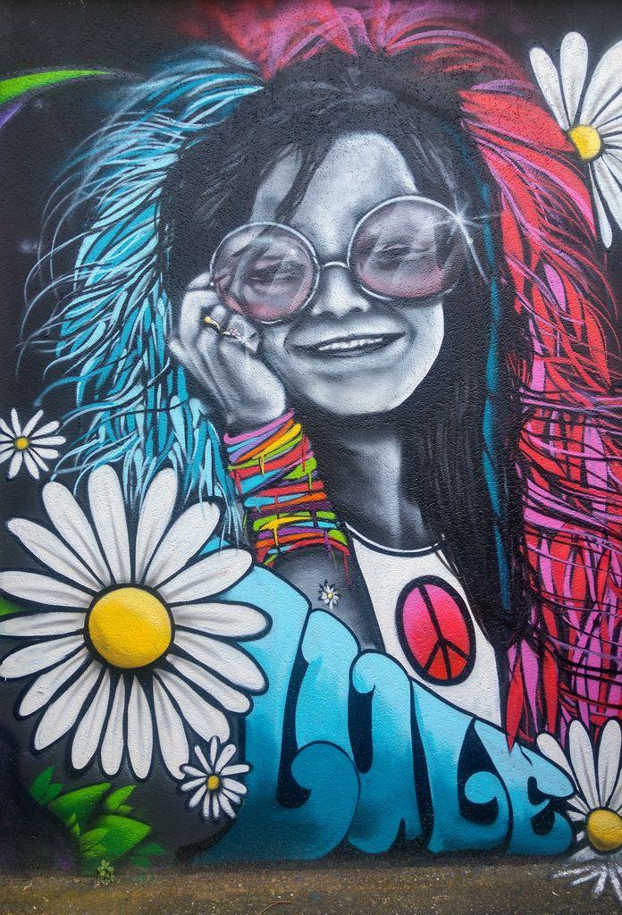 happycurio janis joplin lulepi street art darwin rive droite bordeaux
