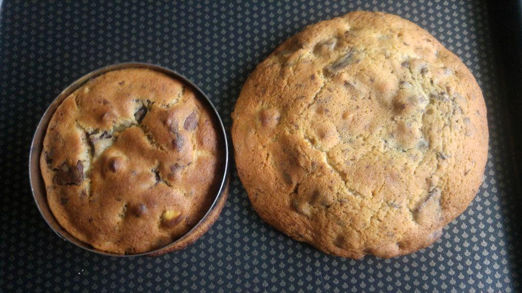 happycurio recette cookies epais moelleux levain bakery
