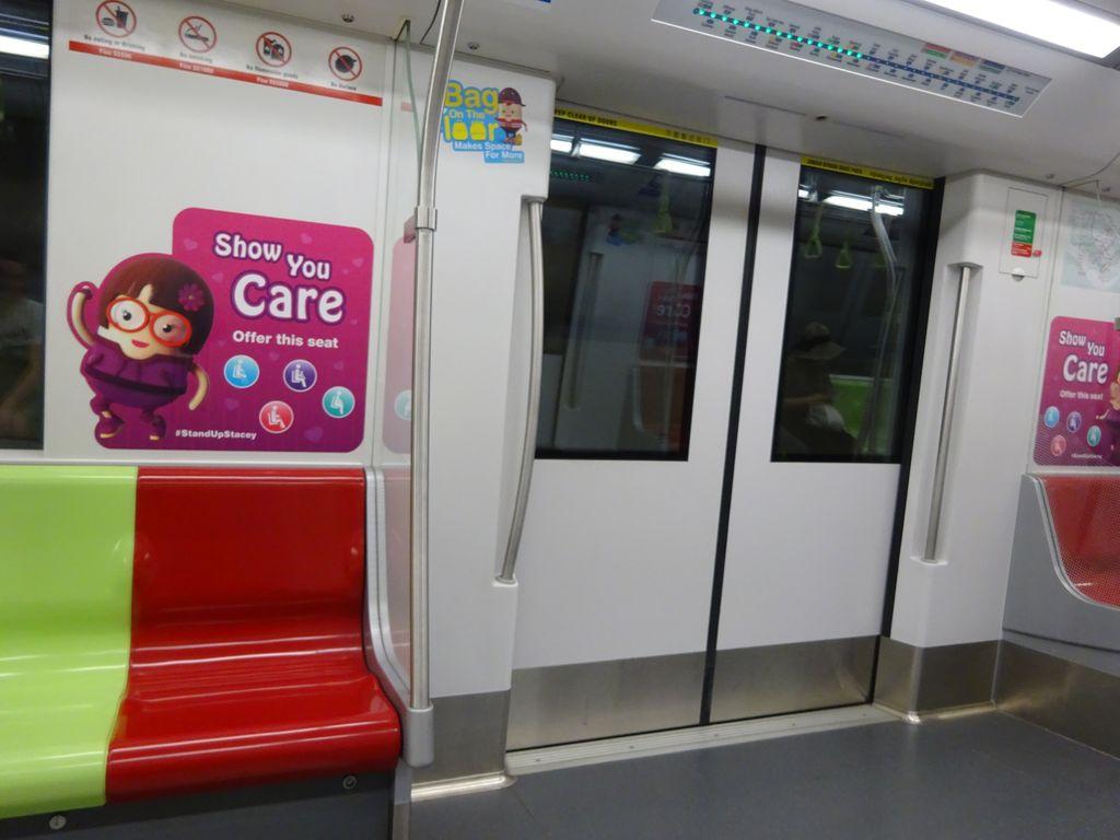 metro singapour mrt