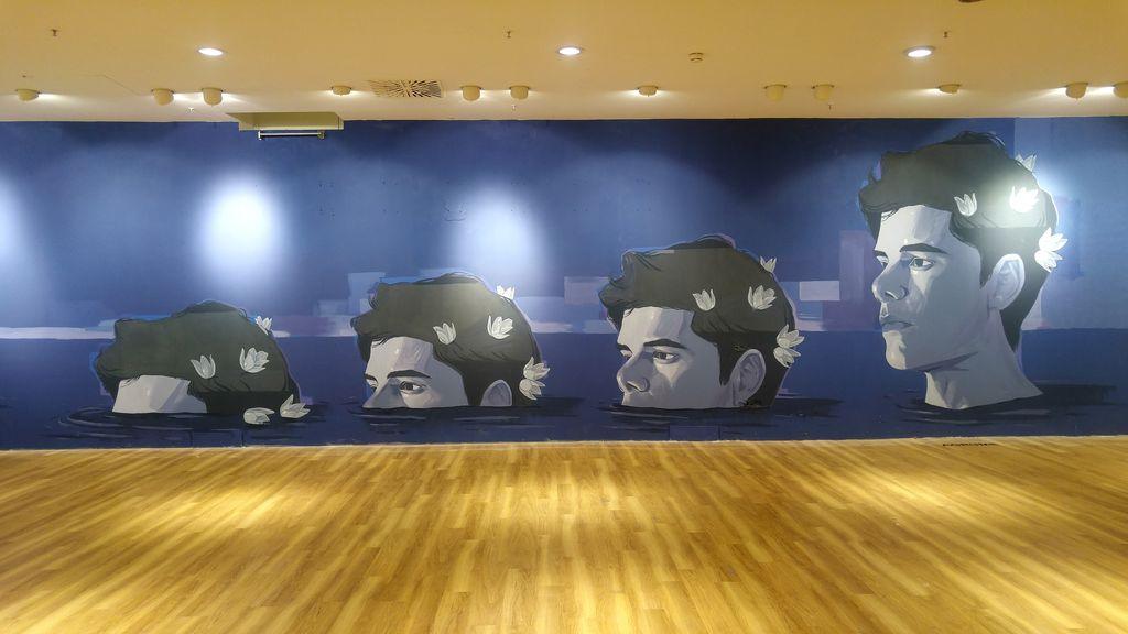 happycurio agrume fresque street art expo confluence lyon