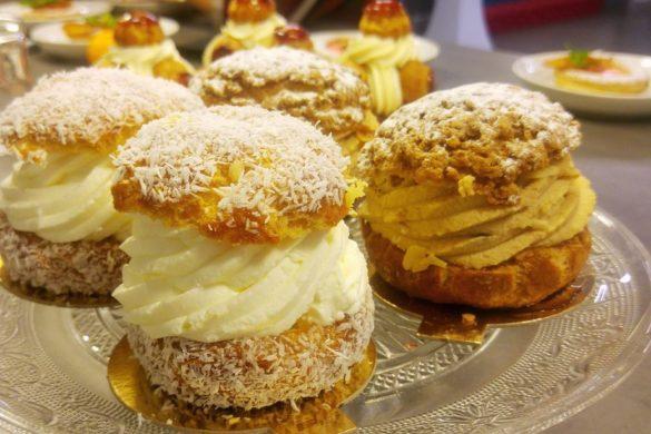 happycurio gasteliers sans gluten lyon chou sweet gones