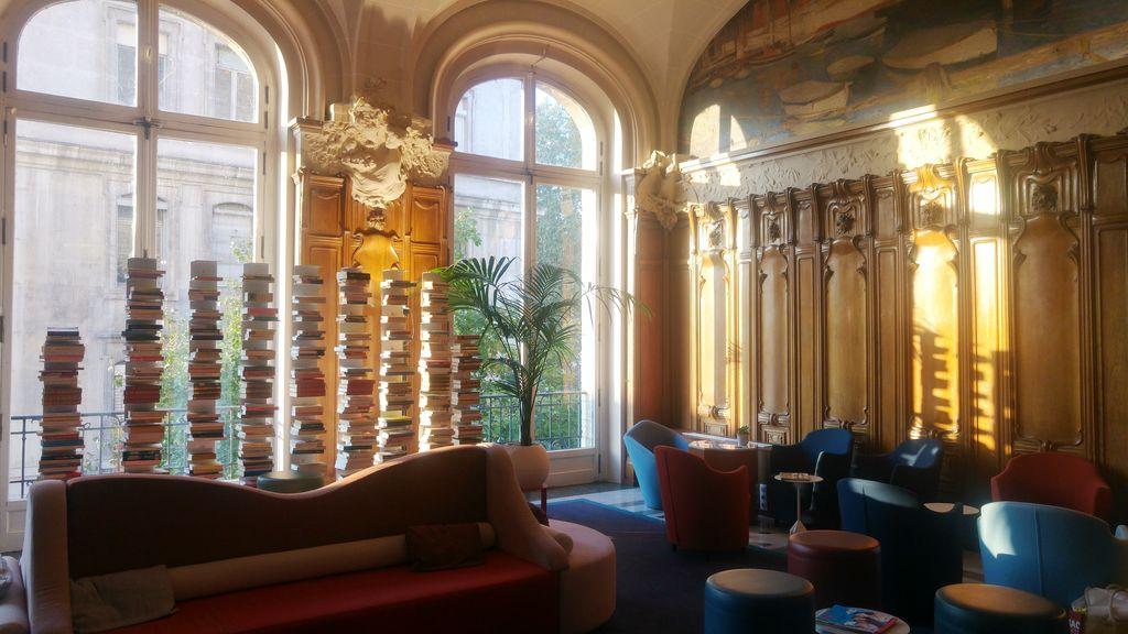 happycurio hall entree hotel mercure chateau perrache lyon