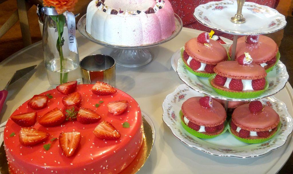 happycurio okko hotel sweet gone test patisserie kaova cafe maison charrié macaron