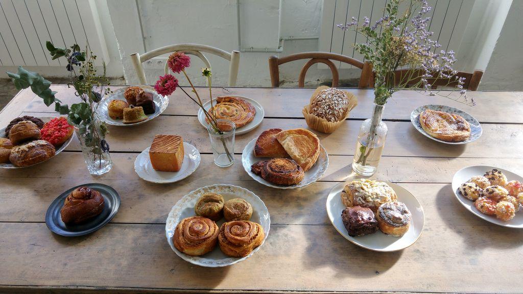 happycurio perfect breakfast lyon antoinette kitchen cafe taffin partisan maison drap bettant