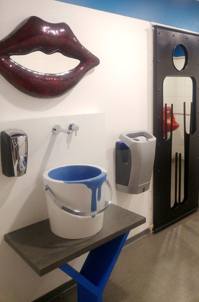 happycurio toilettes hotel chateau perrache lyon