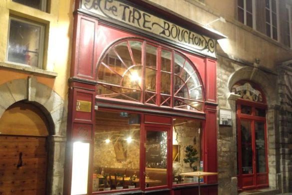happycurio vieux lyon bouchon lyonnais maitre restaurateur