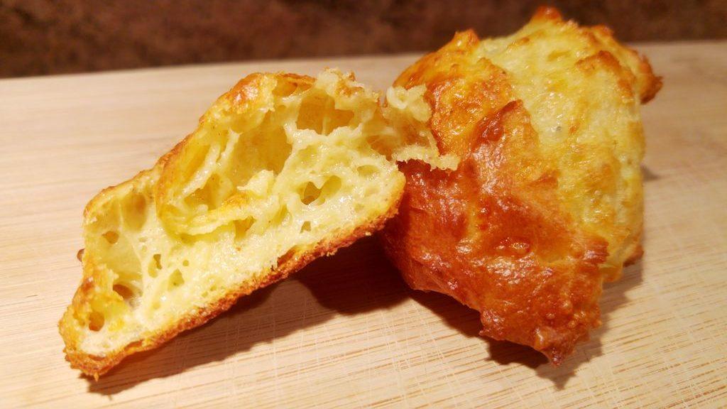 idée apero dinatoire gougere fromage