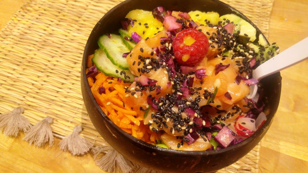 meilleur poke bowl paris