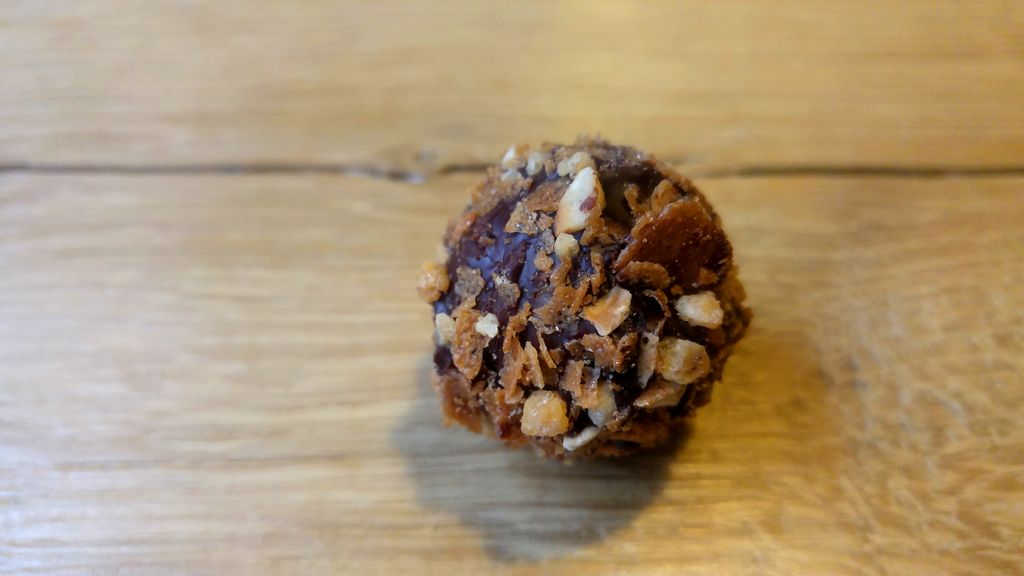 truffe chocolat sweet gones