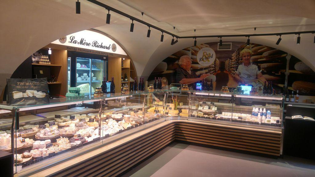 fromages la mere richard halles lyon