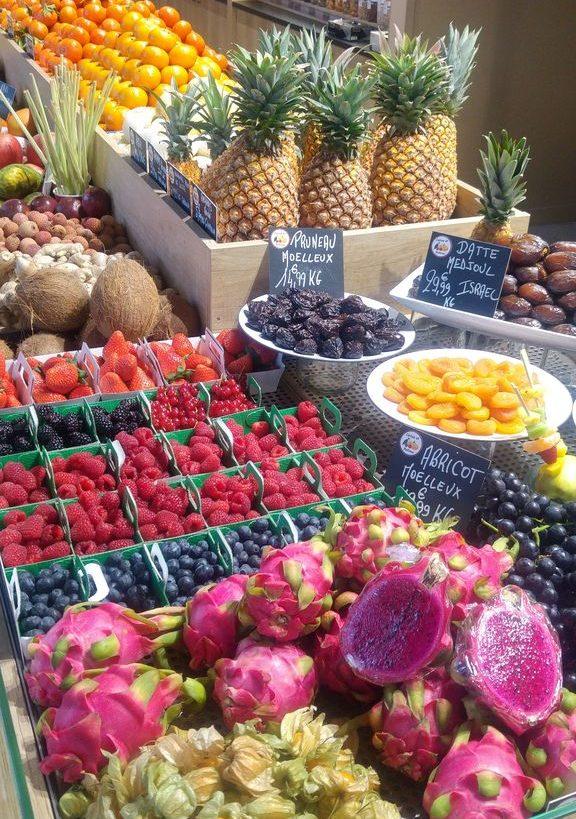 fruits exotiques lyon