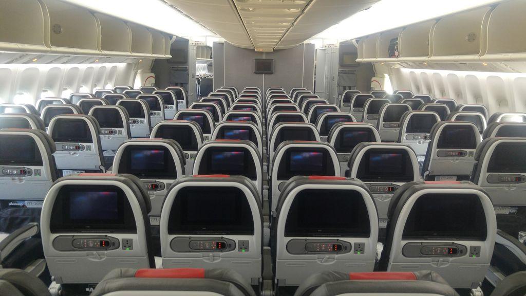 american airlines paris seattle