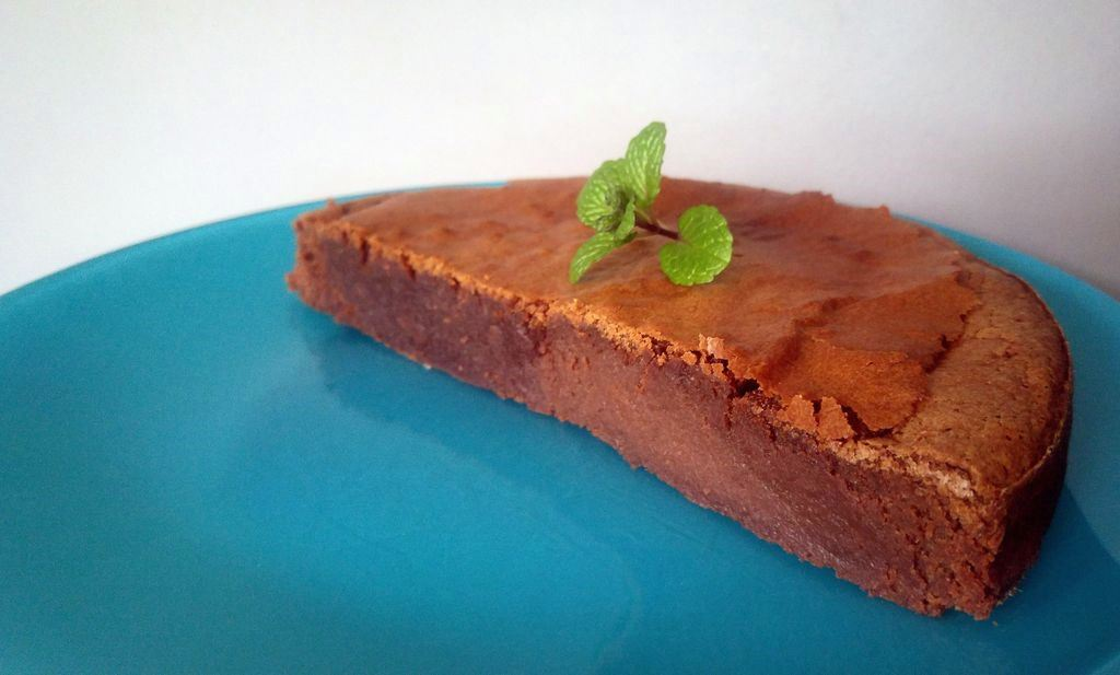 gateau facile et rapide au chocolat
