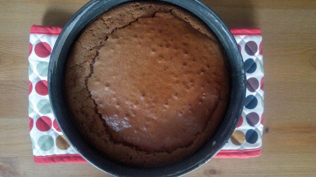 gateau sans farine au chocolat