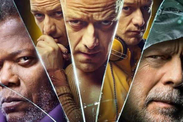 glass shyamalan suite de split et incassable