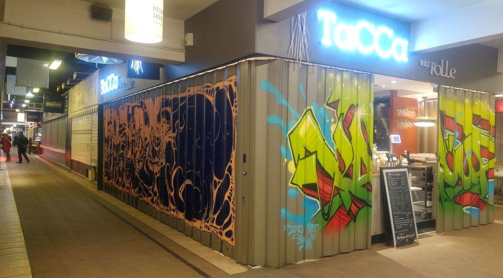 marché couvert lyon street art