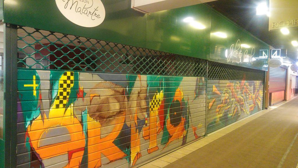 zoo street art show lyon