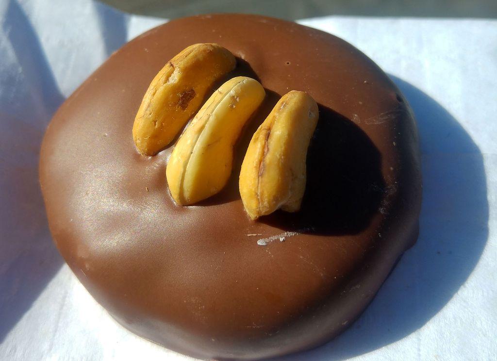 bear paw chocolat caramel