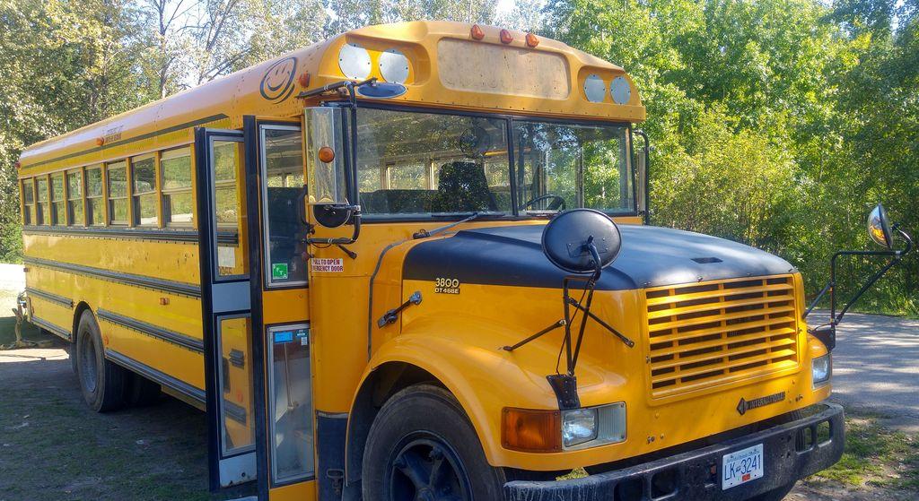 bus scolaire americain