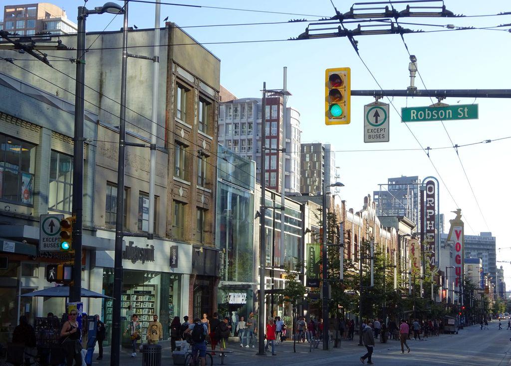 centre-ville vancouver downtown