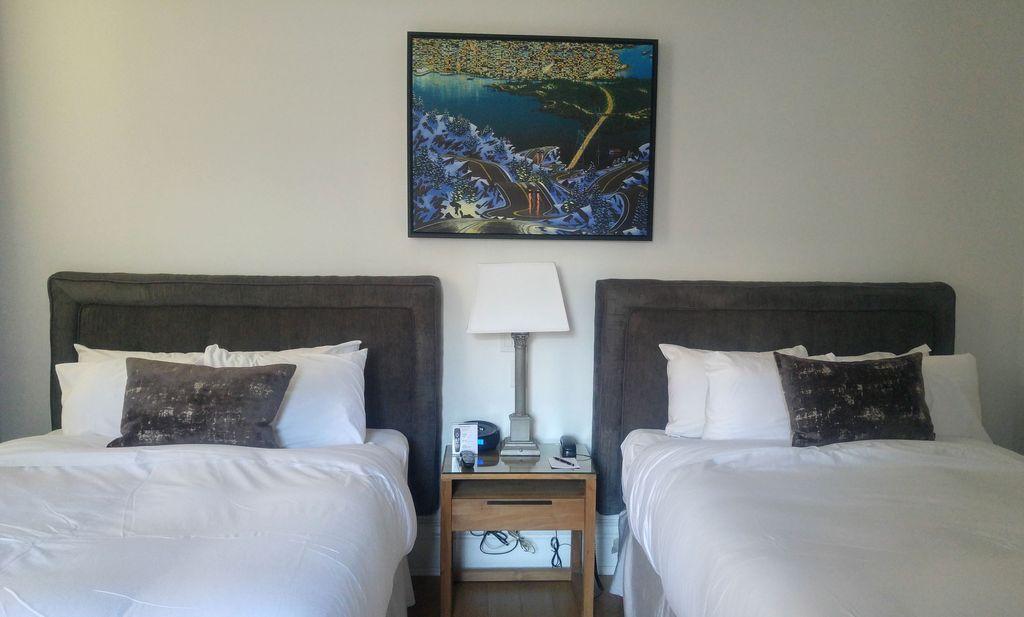 chambre victorian hotel vancouver