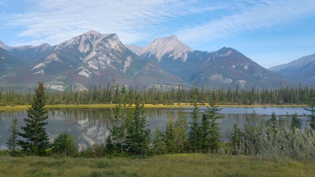 lac jasper canada